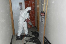 Asbestos Removal Demolition