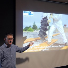 Asbestos Training Session Presentation
