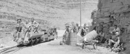 Wittenoom Asbestos Mine 1950